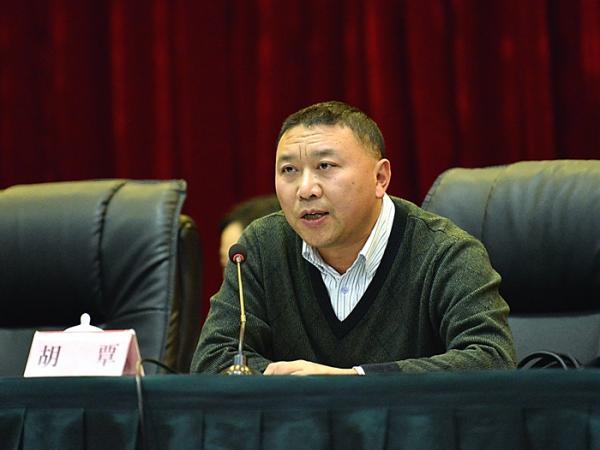 北川县委常委胡覃落马:地震丧妻 震后接手老县城