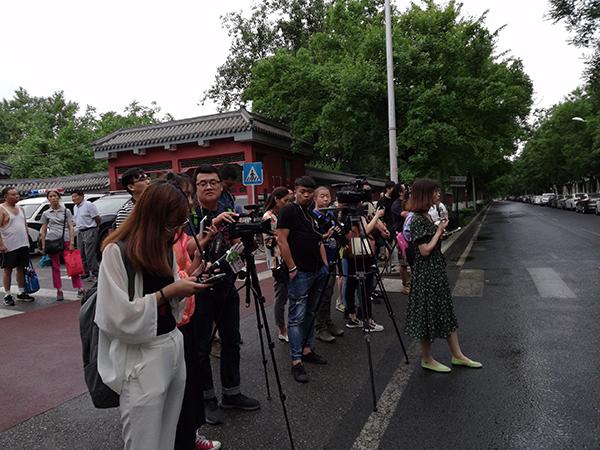 北京高考试卷押运GPS定位24小时监管 确保万无一失