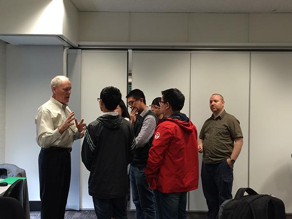 学生出国交流学习(受访者供图)
