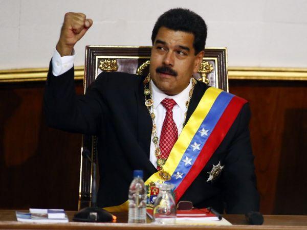 特朗普称军事政变可推翻委内瑞拉 马杜罗愤怒回击