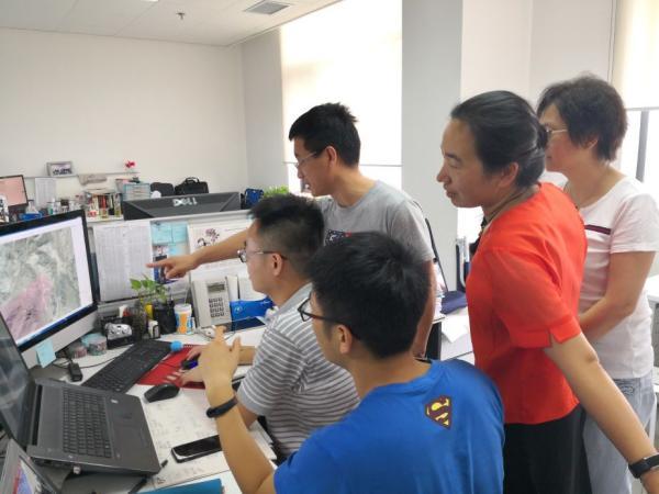 某煤企在宁夏国家级保护区开采 督察组调天眼核查