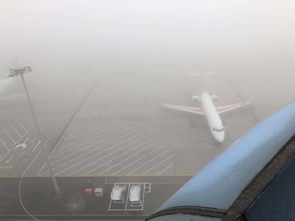 扬泰机场约18个航班延误或取消 预计中午12点恢复正常