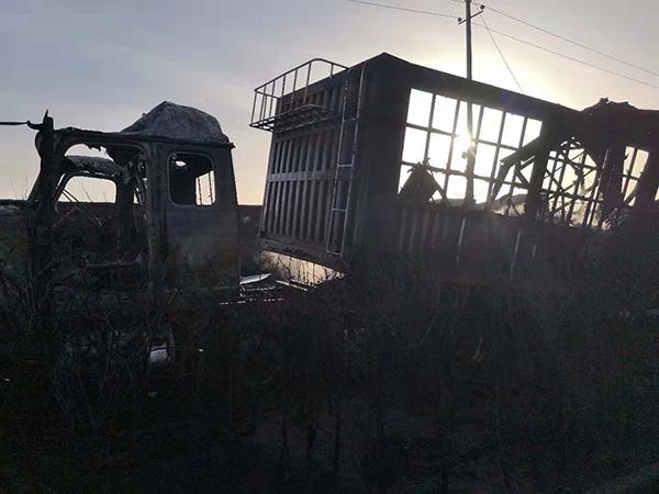 绝命等待:张家口爆燃事故中的生