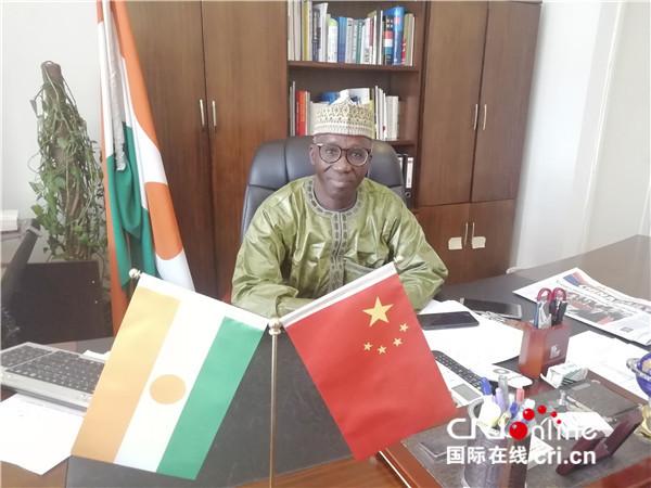 """尼日尔驻华大使说""""一带一路""""倡议惠及全世界"""