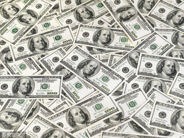 美元(視覺中國)