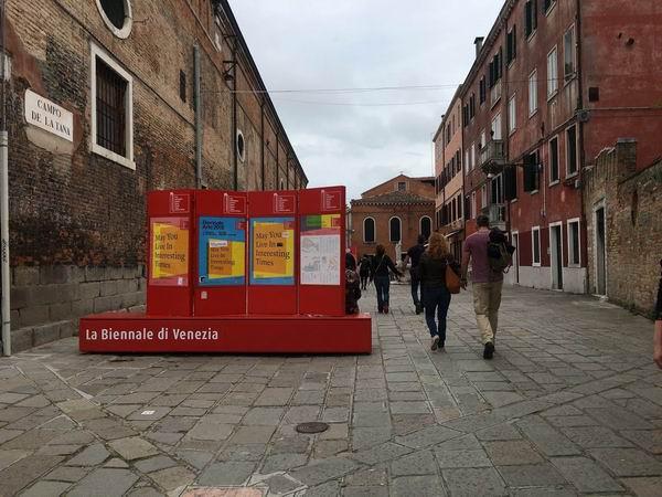 对话丨威尼斯当地策展人眼中的双年展与城市
