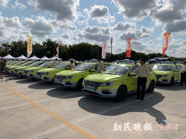 千辆强生新能源车续航增至400公里