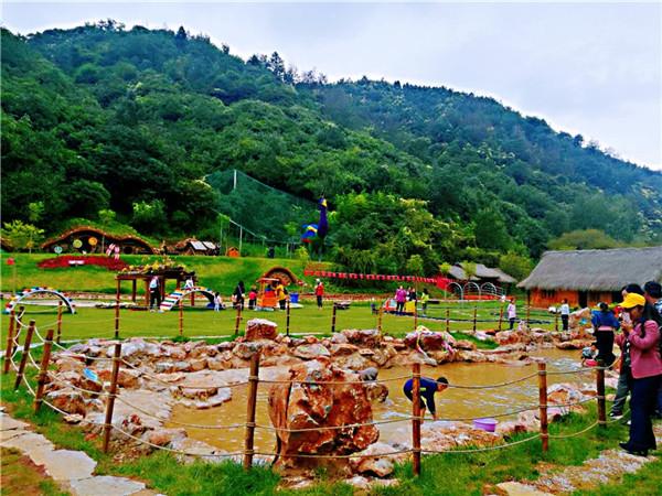 好看又好玩 五华西翥街道云花谷乡村旅游项目开园迎客