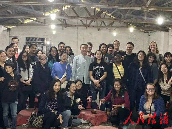四川眉山民建会员企业联手西南民族大学开展国际文化交流