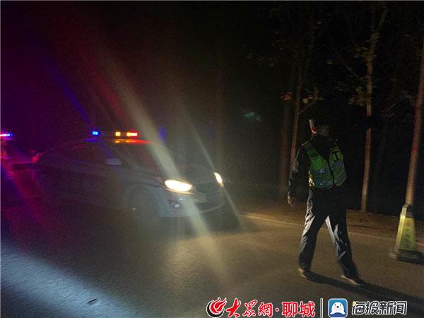 暖心!东阿县交通运输局一线执法人员热心救助 感动众人