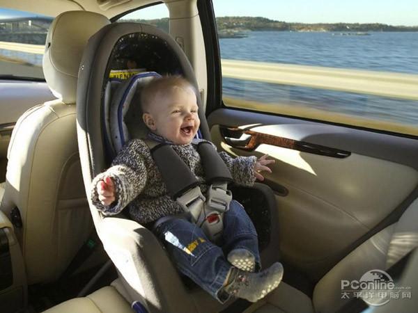 儿童安全座椅仍有40%不合格 是谁
