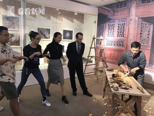 """""""习技营国:中国近世营造匠人的教育图景""""教育影像展开幕"""