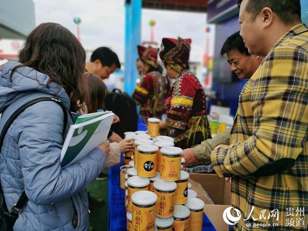 2019中国·贵州食用菌产业发展大会·安龙食用菌成果展示活动启动(组图)