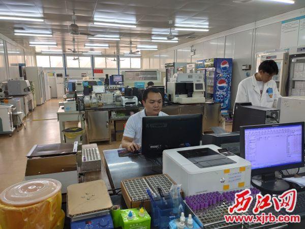 建设区域检验医联体 提升县域医疗服务能力 德庆获评2019年广东医改十大创新典型提名