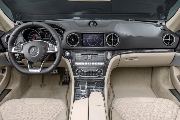 梅赛德斯-AMG SL65将停产 全新SL或2020年亮相