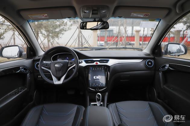 江淮iEVA50将在北京车展公布预售价 6月份正式上市