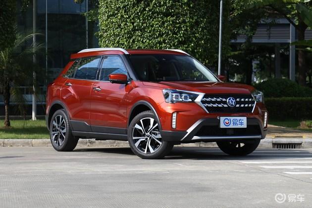 东风启辰T60或于广州车展上市 全系搭1.6L引擎/预售价9-12万