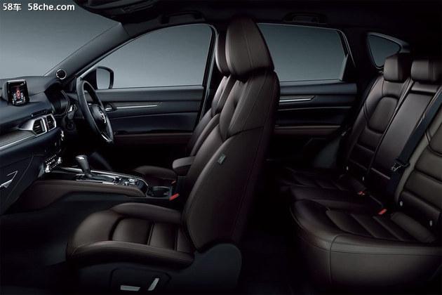 马自达新款CX-5海外版官图 增2.5T发动机