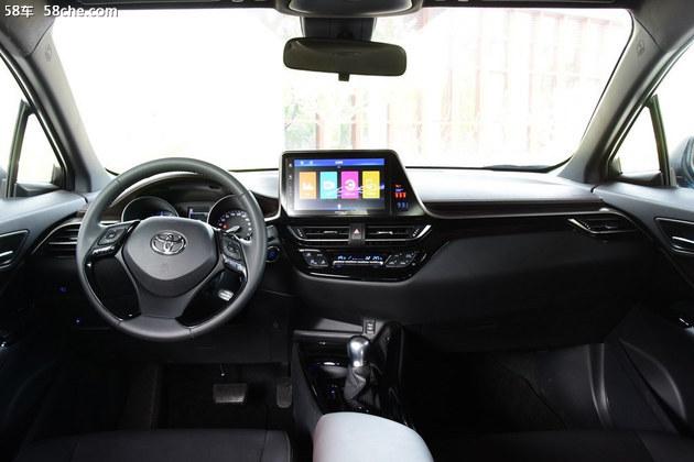 丰田将推出奕泽/C-HR纯电版 2020年上市