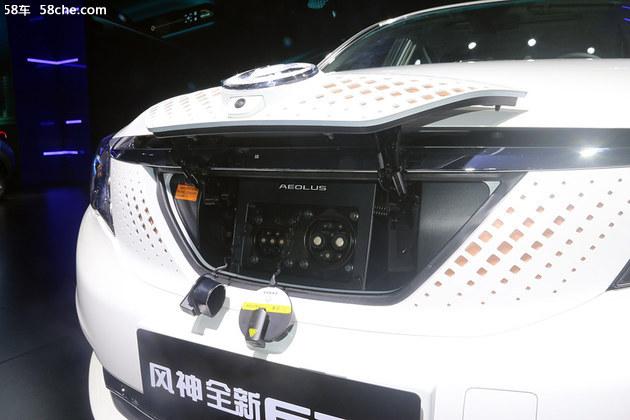东风风神全新E70上市 售13.58-15.98万
