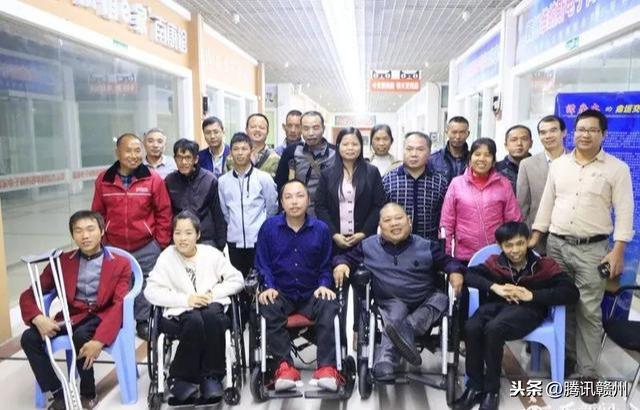 """励志!南康残障人士团队做淘宝,""""双11""""销售额超60万元……"""