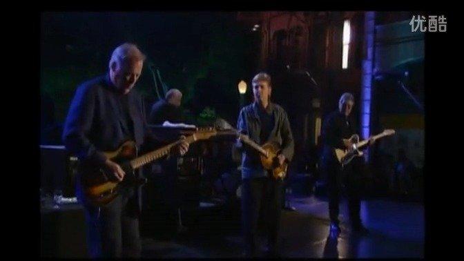 保罗·麦卡特尼与大卫·吉尔莫同台演唱《No other baby》