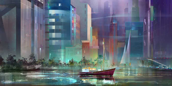"""腾讯智慧未来城市方案落地上海杨浦 未来""""智""""在何处?"""