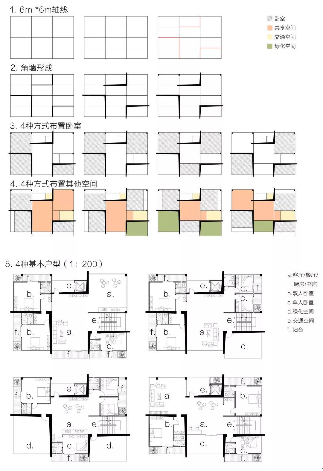 """卧室流线-过渡和""""建筑空间""""-以图片为""""底图""""的建筑设计.安徽v卧室标志设计交通图片"""