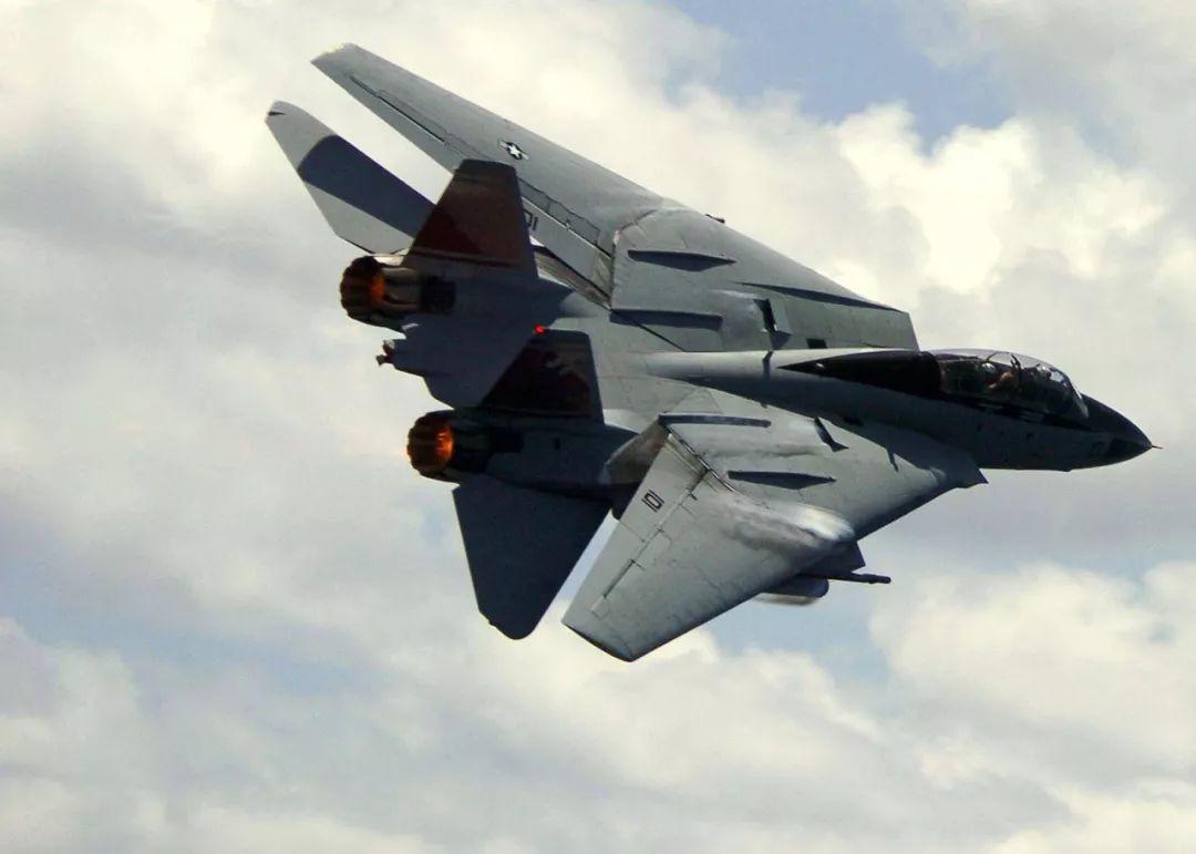 "▲F-14战斗机(美国""航空爱好者""网站)"