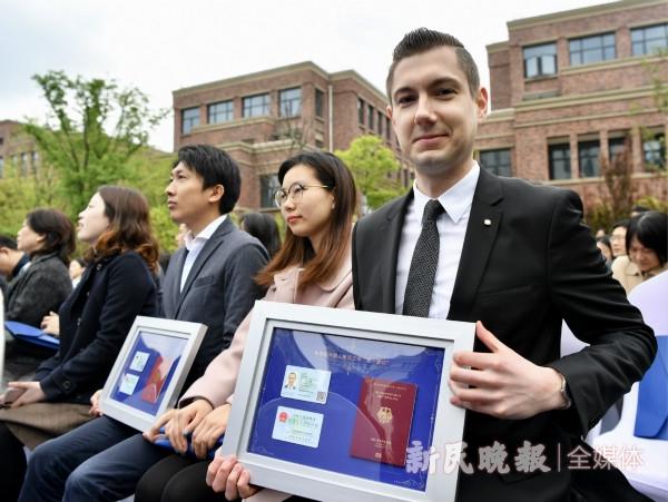 上海高质量发展调研行 浦东国际人才港今天上