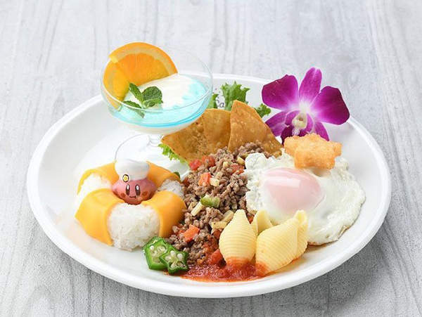 日本咖啡厅推《星之卡比》主题菜谱5月15日开冬瓜皮煮红豆图片
