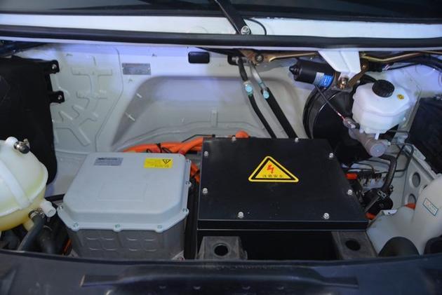 东风瑞泰特EM30-RTT上市 售价17.98万元 定位新能源物流车