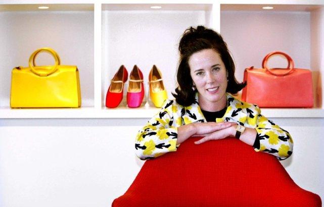美国时装设计师凯特<span class=