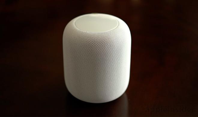 苹果是全球销量第四的智能扬声器制造商