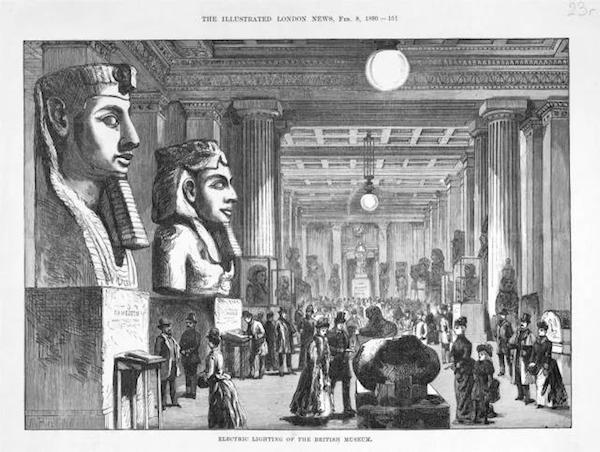 大英博物馆鲜为人知的秘密:设淫秽物品展柜(图