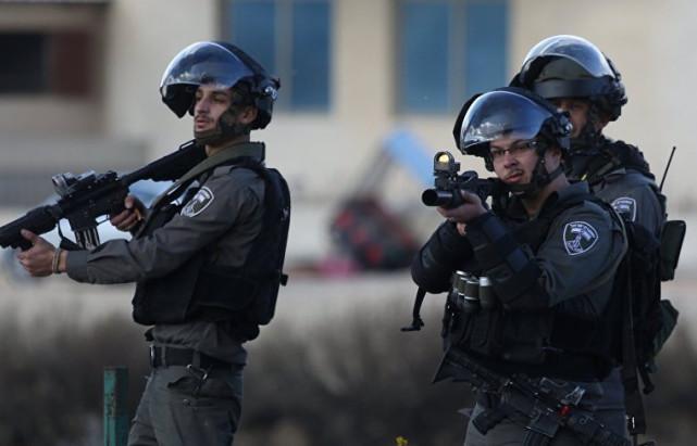 1名巴勒斯坦人被以军枪杀。(图片来源:俄罗斯卫星网)