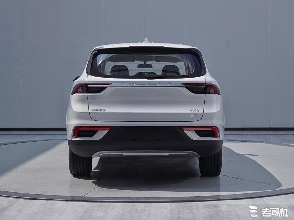 代号VA12 吉利全新中型SUV申报图曝光