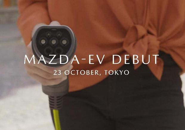 马自达首款量产纯电动车型将于东京车展全球首发