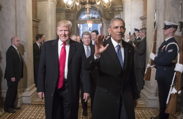 """奥巴马暗批特朗普刷推特影响决策 荷兰网红""""突袭""""美军第51区获刑"""