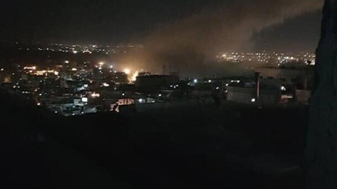 叙利亚战事:美英法导弹击中霍姆斯省叙军多座仓库重庆科教频道节目表