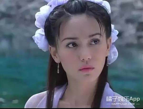 2006年,她与林依晨,胡歌共同主演《天外飞仙》,她在剧中饰演为情所困图片