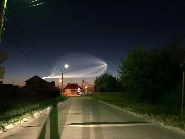 俄罗斯世界杯期间惊现UFO,外星人也来看球?