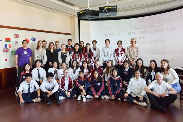 上海市工商外国语学校:借力职场跨文化交际推进国际化人才培养