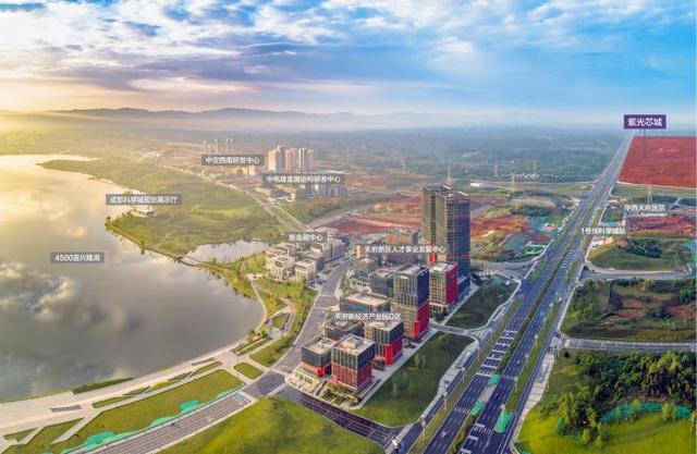 """""""人产城""""互融升级 紫光海阔创新生态模式赋能未来"""