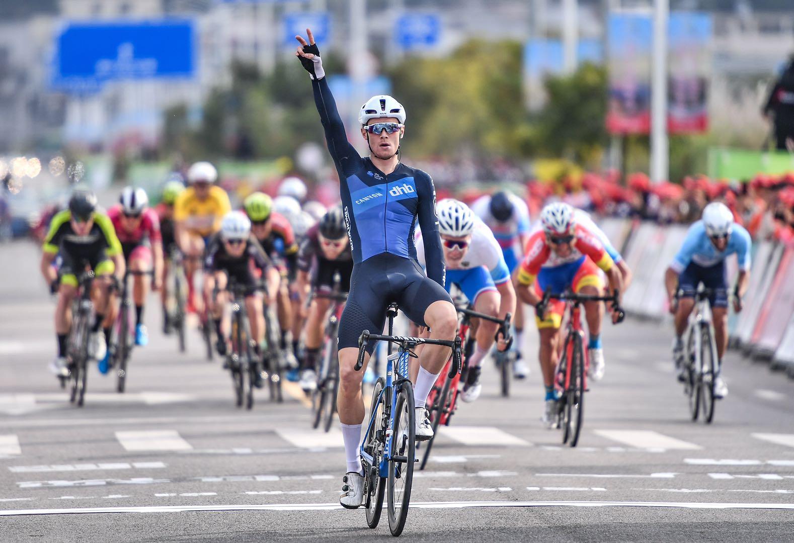 环福州·永泰国际公路自行车赛第四赛段结束  英国峡谷洲际队再下一城