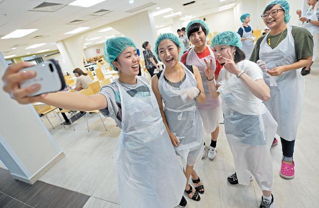 俄高校中国留学生数量逐年攀升