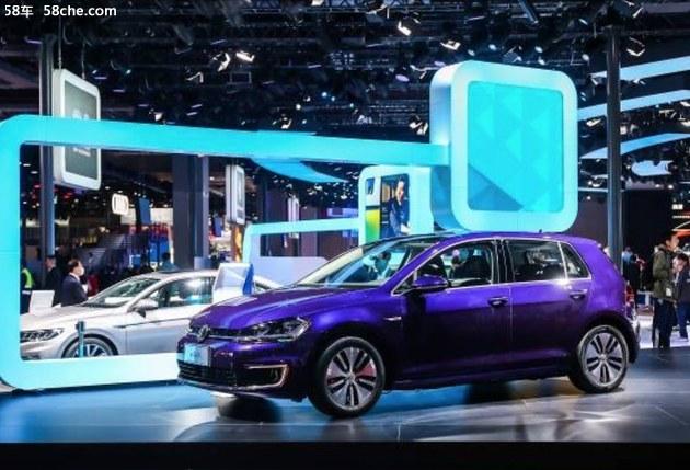 新速腾L等,一汽-大众上海车展产品丰富