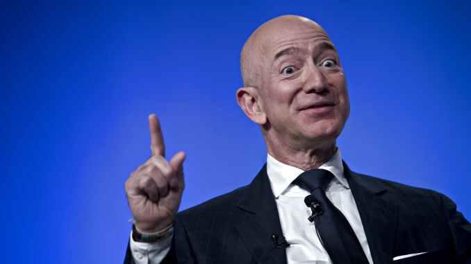 外媒:若亚马逊被要求分拆 贝索斯将会让云计算和电商分家