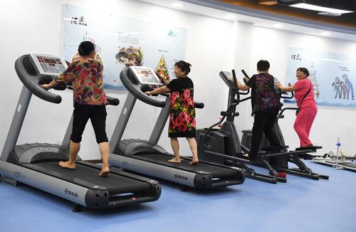 经常锻炼有望延缓大脑退化进程