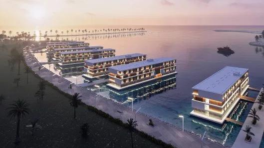 缓解世界杯住宿压力,卡塔尔将建造16家水上酒店